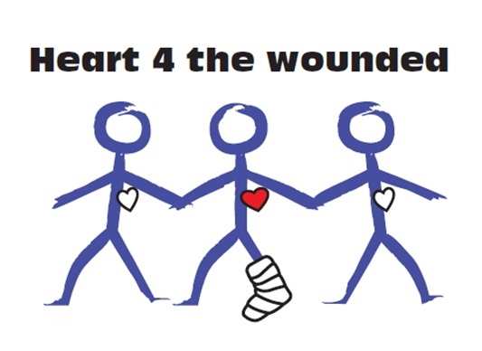 Heart 4 the Wounded